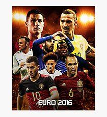 EURO 2016 Photographic Print
