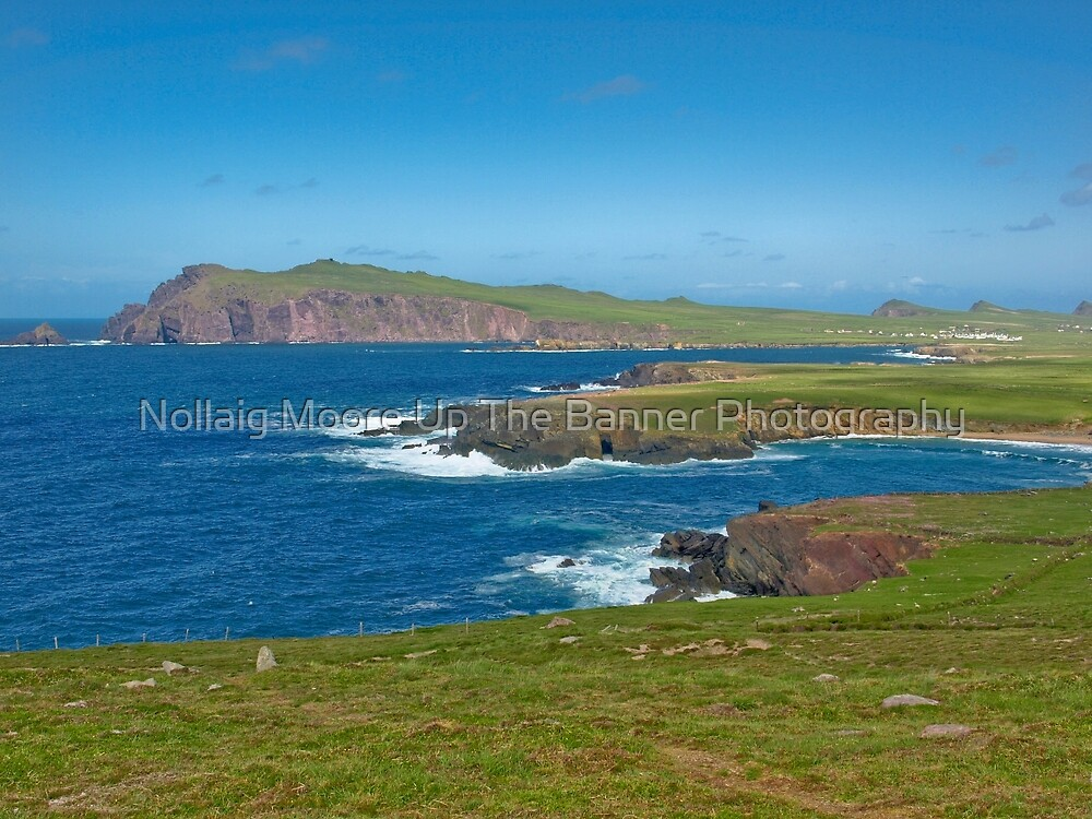 Ring of Kerry landscape Ireland by Noel Moore Up The Banner Photography