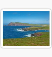 Ring of Kerry landscape Ireland Sticker
