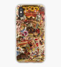 Vintage Circus iPhone Case