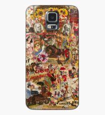Vintage Circus Case/Skin for Samsung Galaxy