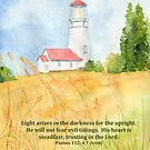 Our Light: Psalm 121:4, 7 by Diane Hall