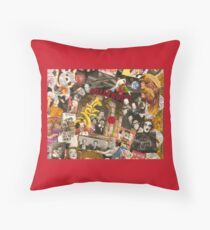Three Stooges, Mae West Throw Pillow