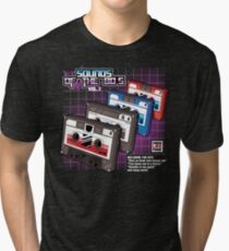 Sounds of the 80s vol.1 Tri-blend T-Shirt