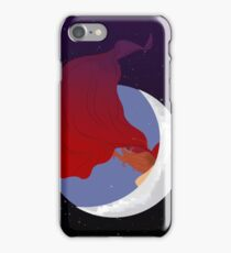 The Lunar Chronicles - Scarlet iPhone Case/Skin