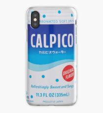 Calpico iPhone Case