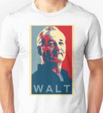 Bill Murray, Walter Gunderson, Parks and Rec Unisex T-Shirt