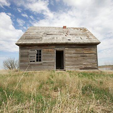 House on a Hill 2  by raquelfletcher