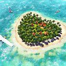 Tropical dream by Marsea