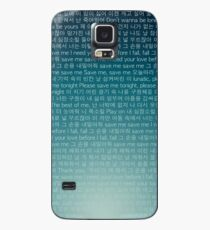 finest selection 1a31f 3845b Bts Lyrics High-quality unique cases & covers for Samsung Galaxy S10 ...