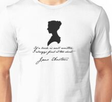 Good books are too short Unisex T-Shirt