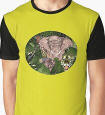 Wild Jungle Graphic T-Shirt