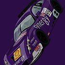 TVR Tuscan T400R Le Mans 2004 Art Print  by RacingColour