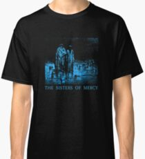 The Sisters Of Mercy - The Worlds End - Body and soul Classic T-Shirt