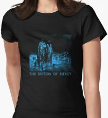 The Sisters Of Mercy - The Worlds End - Body and soul Womens Fitted T-Shirt
