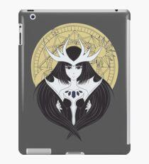 The Dark Mistress iPad Case/Skin