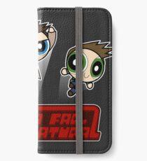 Supernatural Puffs Parody iPhone Wallet/Case/Skin