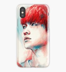 TREMORS | LAY iPhone Case/Skin