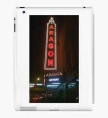 Aragon Ballroom Anthrax iPad Case/Skin
