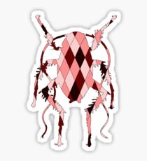 Cockroach Sticker