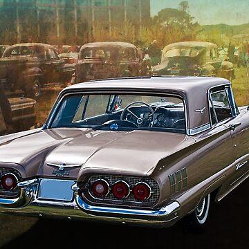 1960 Ford Thunderbird by StuartRow