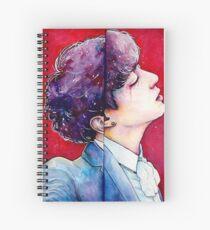 Cuaderno de espiral SOLO EN SUEÑOS | JUNGKOOK