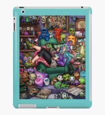 Monster Mash-up iPad Case/Skin