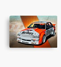 Peter Brock VK Group C Commodore Canvas Print