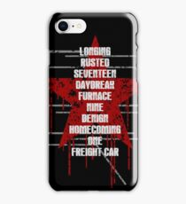 Ready to Comply iPhone Case/Skin