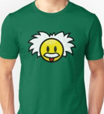 Einstein Smiley Unisex T-Shirt
