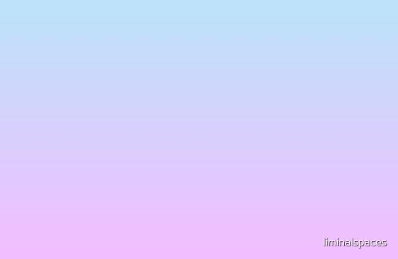 Quot Gradient Pastel Blue Lilac Quot Studio Pouches By