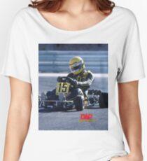 DAP Senna WTR101 Women's Relaxed Fit T-Shirt