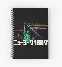 1997. New York City is now a maximum security prison. Breaking out is impossible. Breaking in is insane. Spiral Notebook