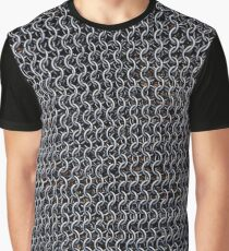 Knight (Chainmail / armor) Graphic T-Shirt