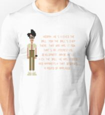 The IT Crowd – Moss at the Football T-Shirt