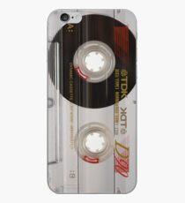 Retro Cassette Tape 1980's Designed Phone Case iPhone Case