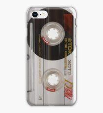 Retro Cassette Tape 1980's Designed Phone Case iPhone Case/Skin