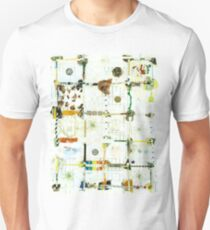 Rickety Gridlock 1 Unisex T-Shirt