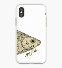 Go Fish! iPhone Case