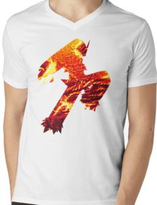 Blaziken used Blaze Kick Mens V-Neck T-Shirt