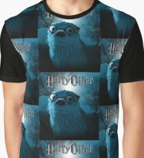 Harry Otter Graphic T-Shirt