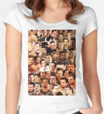 Nick Miller Paparazzi Women's Fitted Scoop T-Shirt