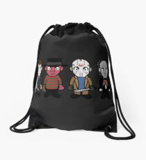 Horror Movie -  Serial Killers - Cloud Nine Drawstring Bag