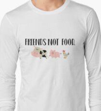 Friends Not Food - Animals T-Shirt