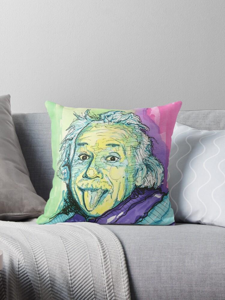 «Albert Einstein» de carlosramosgzz