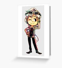 Smol Peter Greeting Card