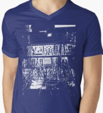 modular synthesizer T Men's V-Neck T-Shirt