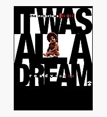It was all a Dream - Cloud Nine [White] Photographic Print