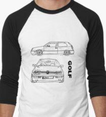 VW Golf Mk 3 (3 of 5) T-Shirt