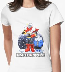 Undertale Women's Fitted T-Shirt